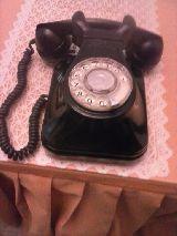 TELEFONO DE BAQUELITA DE PARED