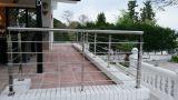 railings and balconies,stainless steel - foto