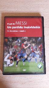 Dvd El Gol de Messi - foto