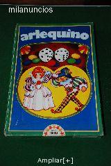 Arlequino. Juegos EDUCA - foto