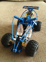 Lego Technics Future Car - foto
