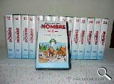Serie  Erase una vez el hombre  en VHS - foto