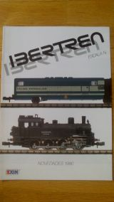 Catalogo Ibertrén - Novedades 1990 ( N) - foto