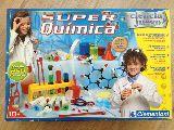 Super quimica clementoni 250 experimento - foto