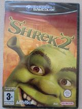 Gamecube shrek 2 precinto original - foto
