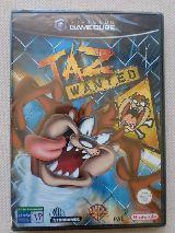 Gamecube taz wanted precinto original - foto