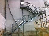 Escaleras metalicas - foto