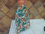 nancy falda playa de los 70 - foto