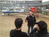 Volar en ultraligero - foto