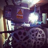 Proyector cine 35mm Cinemeccanica - foto