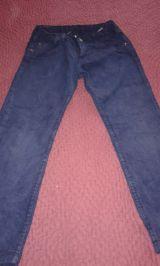 --// pantalon  pana niña T. 6, camiseta - foto