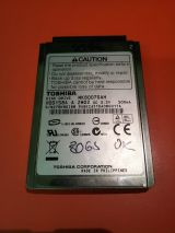 Disco duro ide toshiba 80Gb 1.8 MK8007GA - foto