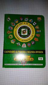 Calendario de fútbol Dinámico - foto