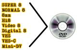 peliculas super 8 , 8 mm a DVD economico - foto