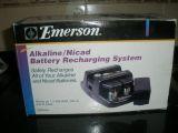cargador de bateria multiple - foto