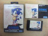 Juego de Megadrive  Sonic the Hedgehog - foto