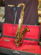 Saxofon tenor - foto