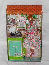 Barbie de colección LEARNS TO COOK. - foto