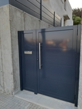 Puertas,herrero,cerrajero,rejas,hierro - foto