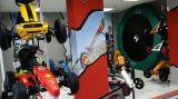Karts de pedales. www. tracketea. com - foto