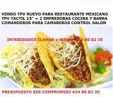 Programa restaurante mexicano - foto