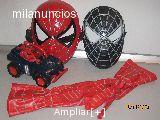 Lote de cosas de Spiderman - foto