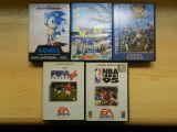 pack de juegos Mega Drive - foto