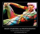 Body Painting para Despedidas de soltera - foto