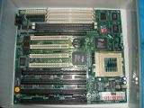 Placa base Intel 95 Pciset SB82437VX - foto
