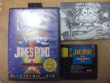 Juego de Megadrive  James Pond 2 - foto