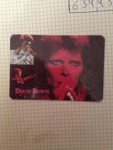 Calendario de bolsillo de david bowie - foto