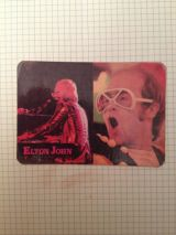 Calendario de bolsillo de  elton john - foto