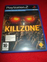 Killzone Edición Especial ps2 - foto