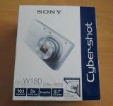 camara Sony DSC w180 piezas - foto
