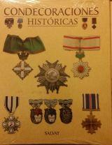 Condecoraciones historicas salvat - foto