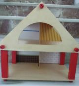 Casa de muÑecas d madera regalo COMUNION - foto