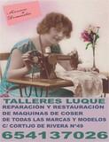 reparacion de maquinas de coser - foto