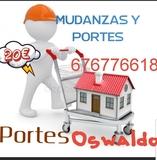 Mudanzas y portes desde 20 € 676776618 - foto