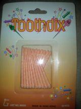 Palillos de dientes - foto