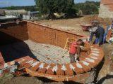 Piscina de obra y gunitada Madrid - foto