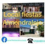 LOCAL PARA FIESTAS Y CELEBRACIONES - foto