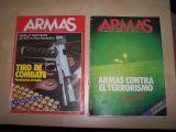 lote de revistas armas - foto