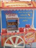 Mesa de chuches o dulces personalizada - foto