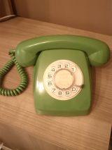 Telefono Heraldo Restaurado - foto