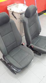 asientos delanteros bmw e46 - foto
