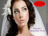 Peinado y maquillaje novia - foto