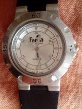 reloj  con publicidad fanta - foto