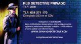 DETECTIVE GRANADA, detecte a intrusos. - foto