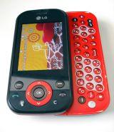 Lg - ks365 tactil y teclado - foto