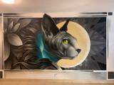 Mural.pintura.graffiti.decoración - foto